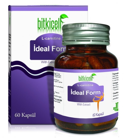 Bitkicell İdeal Form Kapsül